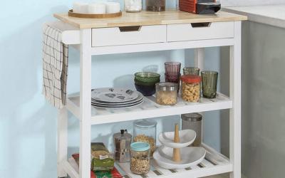Meuble cuisine avec tiroir: comparatif des meilleurs de l'année