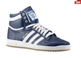 Présentation de la chaussure top ten adidas